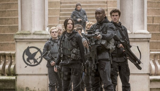 """""""Mockingjay – Part 2"""" Edges """"In The Heart Of The Sea,"""" Wins 4th Straight Box Office"""