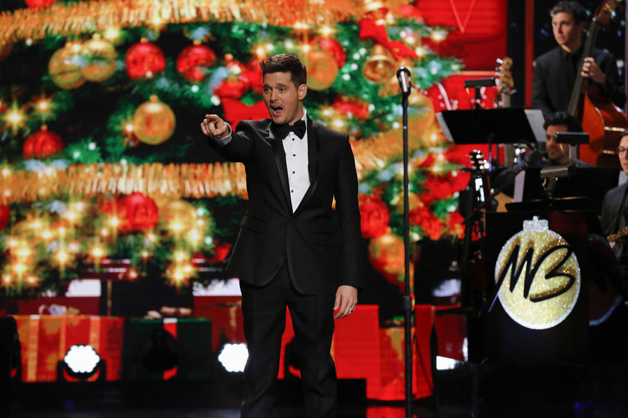 First Look: Tori Kelly, Celine Dion Perform On Michael Buble ...