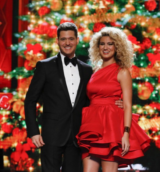 Michael Buble's Christmas in Hollywood - Season 2015