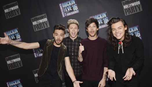 Special Look: One Direction, 5SOS, Nick Jonas, DNCE Arrive at Billboard New Year's Eve Party