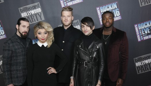 Red Carpet: Pentatonix, Tove Lo, Alessia Cara, Rachel Platten Arrive at New Year's Rockin' Eve