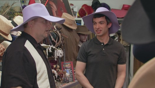 "Ratings: ""Nathan For You"" Slips This Week"