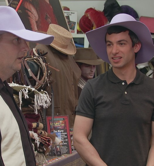Nathan For You Hats