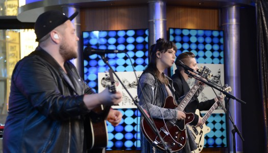 "Of Monsters And Men's ""Wolves Without Teeth"" Ranks As Alt Radio's Most-Added Song"