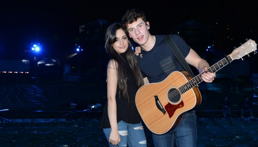 Backstage Look: Shawn Mendes, Camila Cabello, Pia Mia Rehearse For Pitbull's New Year's Revolution