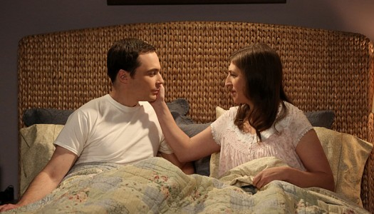 "Ratings: CBS' ""The Big Bang Theory"" Rises For Sheldon & Amy's First Time"