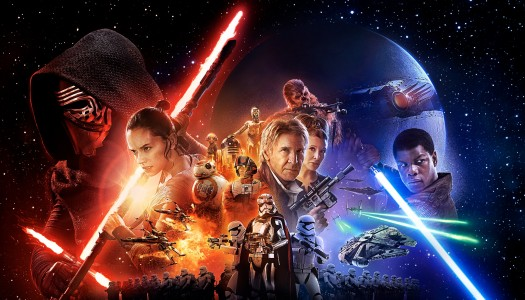 """""""Star Wars: The Force Awakens"""" Bests """"The Revenant"""" at Weekend Box Office"""