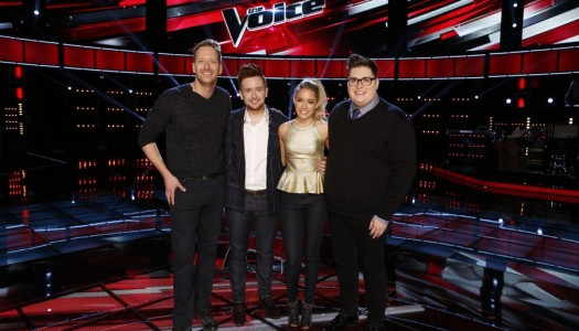 "Jeffery Austin Earns Instant Save As ""The Voice"" Reveals Final Four"