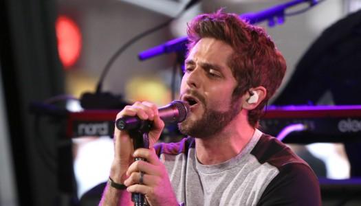 Thomas Rhett Stays #1 on Hot Country Songs, Matches Taylor Swift's Airplay Streak