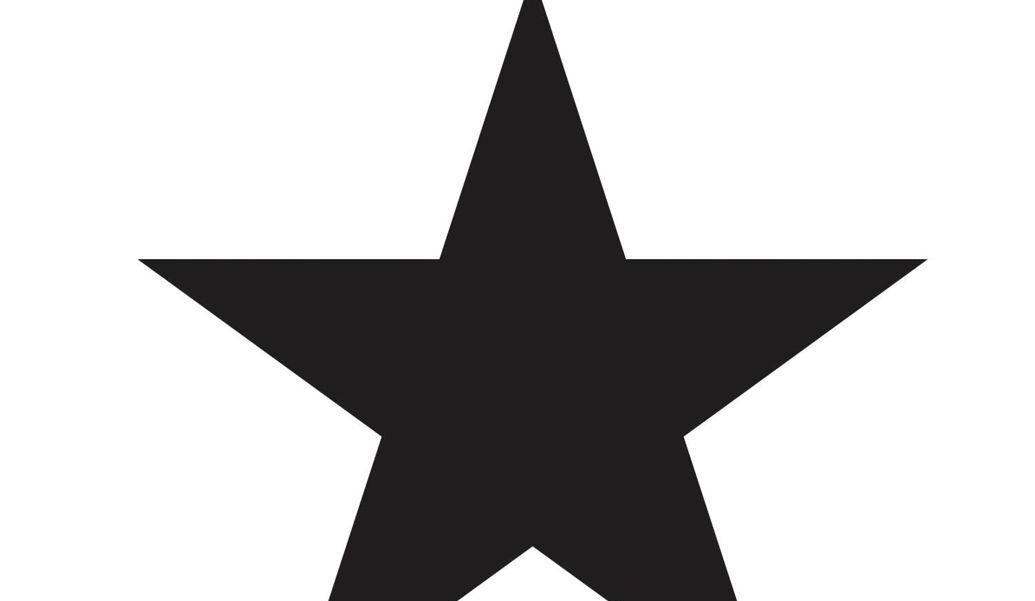 black star of david - photo #14