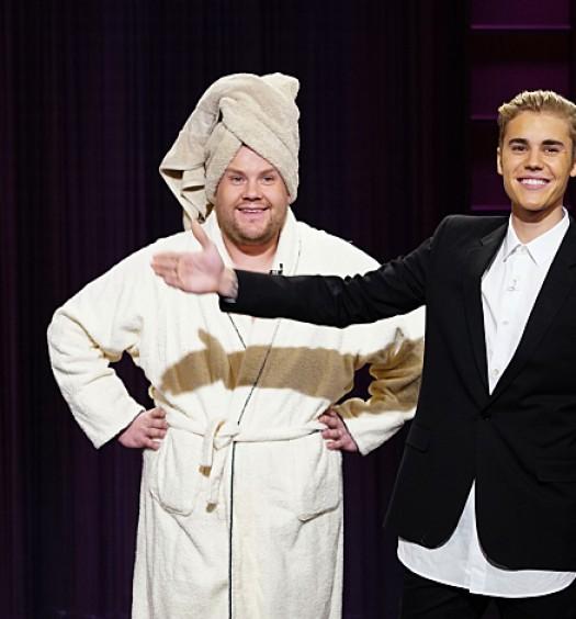 Corden Bieber [CBS]