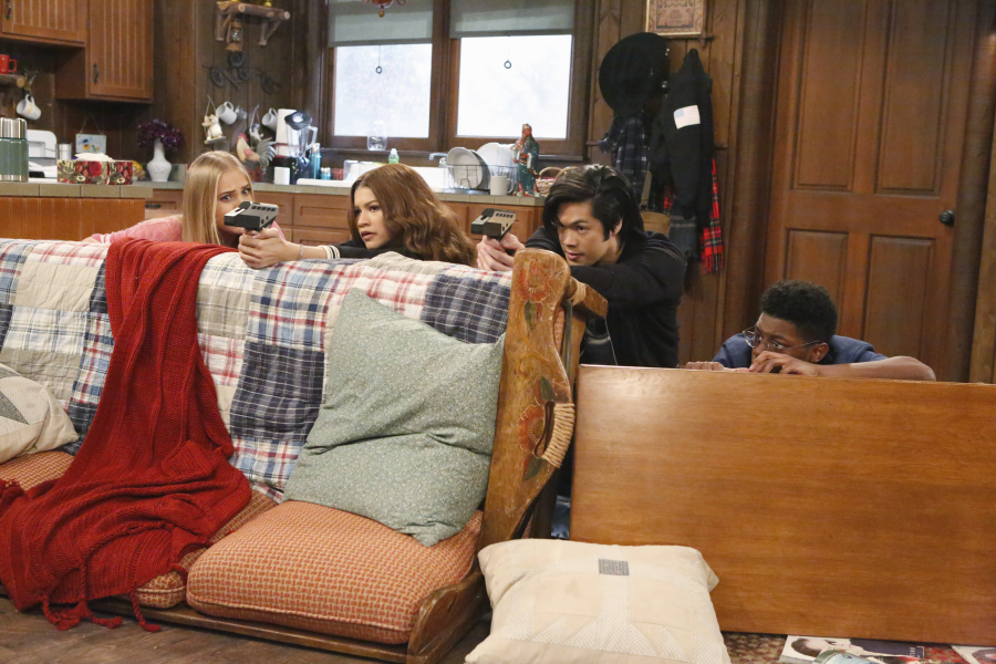 Ratings KC Undercover Falls For Season Finale Liv And Maddie Also Down