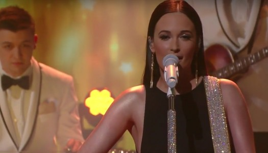 "Kacey Musgraves Performs ""Late To The Party"" on Colbert's ""Late Show"" (Watch)"