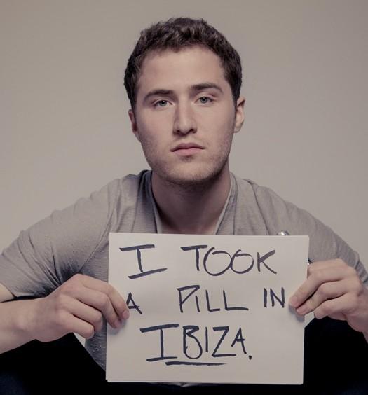 Mike Posner [Ibiza Cover via Island Records]