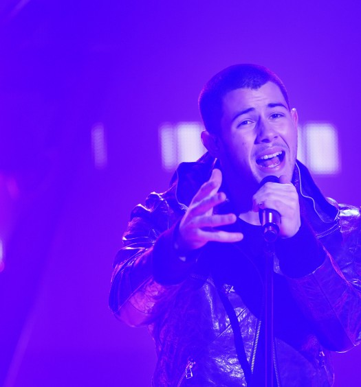 Nick Jonas [ABC]