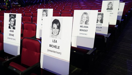 Cards Reveal Where Lea Michele, Melissa Benoist, Priyanka Chopra Will Sit at People's Choice
