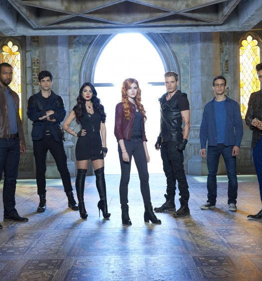 Shadowhunters [Freeform]