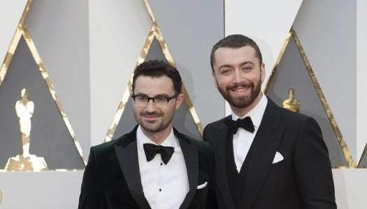 "Sam Smith's ""Writing's On The Wall"" Wins Best Original Song at the Oscars"