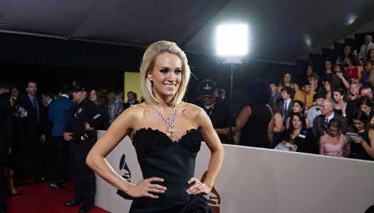 "Hot 100: Carrie Underwood's ""Heartbeat"" Reaches Top 50"