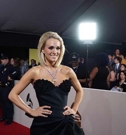 Carrie Underwood [CBS]