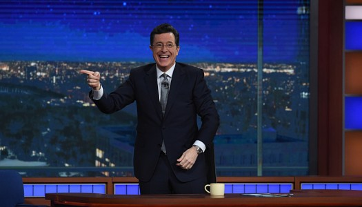 "Ratings: Monday's ""Late Show With Colbert,"" ""Late Late With Corden"" Rise Week-To-Week"