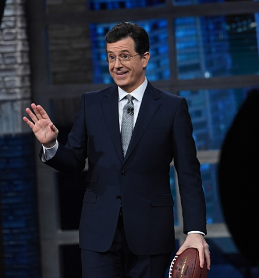 Colbert Tuesday