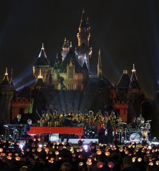 Elton John [Disneyland 60]