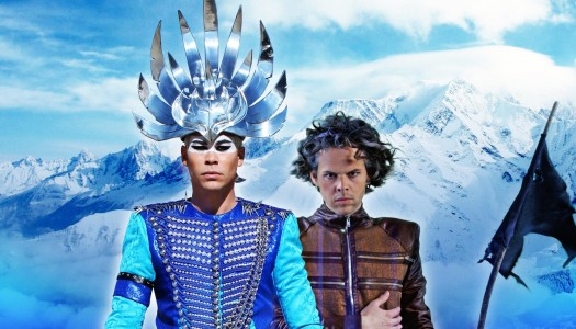 """Empire Of The Sun's """"High And Low"""" Ranks As Alternative Radio's Most Added Song"""