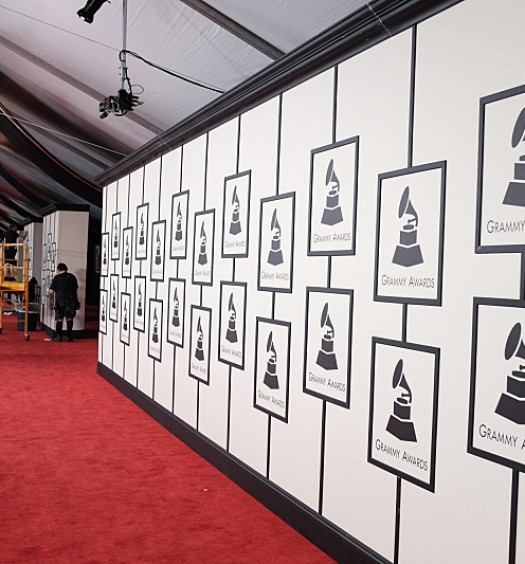 Grammys Red Carpet [CBS]