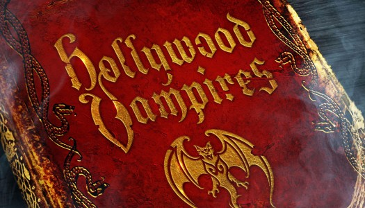 Hollywood Vampires Alice Cooper, Joe Perry, Johnny Depp Performing At Grammys