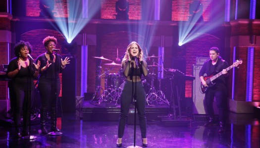 "JoJo Performs ""Save My Soul"" On ""Late Night With Seth Meyers"" (Watch Now)"