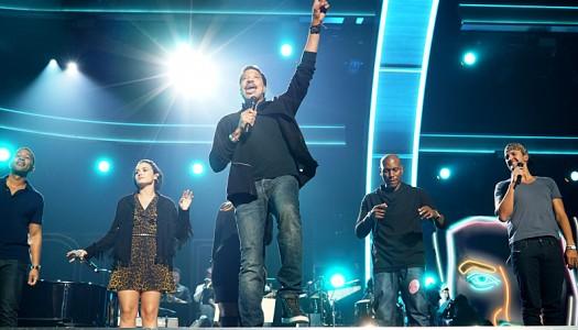 Grammys Rehearsals: Demi, Luke, Meghan, John, Tyrese Prepare Lionel Richie Tribute