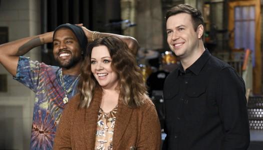 "Ratings: ""SNL"" Slips For Melissa McCarthy, Kanye West Episode"