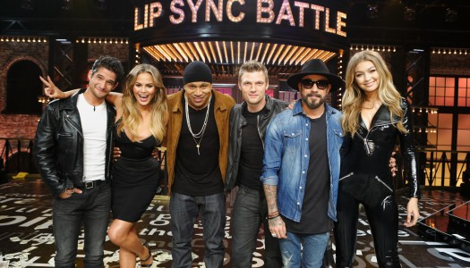 "Ratings: ""Lip Sync Battle"" Sinks To Season Low For Gigi Hadid vs. Tyler Posey"