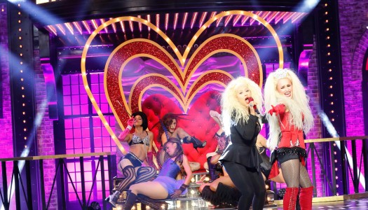 "1st Look: Christina Aguilera Joins Hayden Panettiere-Eva Longoria ""Lip Sync Battle"""
