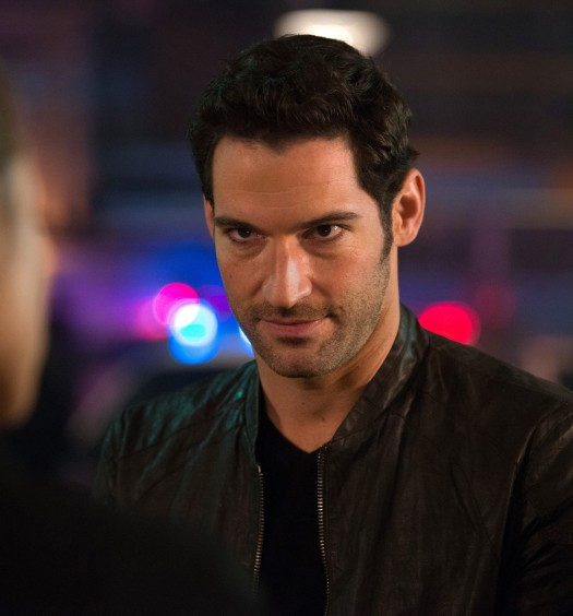 "LUCIFER: Tom Ellis in the ""Manly Whatnots"" episode of LUCIFER airing Monday, Feb. 15 (9:00-10:00 PM ET/PT) on FOX. ©2016 Fox Broadcasting Co. CR: Michael Courtney/FOX"