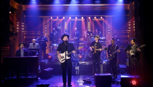 "Nathaniel Rateliff & Night Sweats Performed ""I Need Never Get Old"" On ""The Tonight Show"" (Watch)"