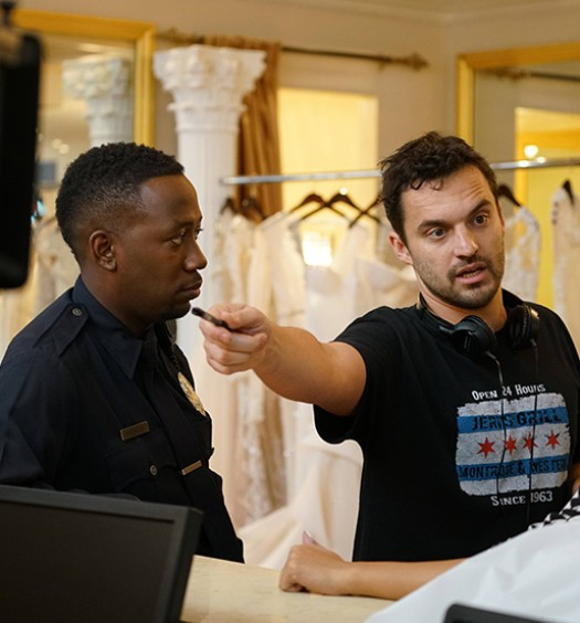 New Girl - BTS - 12