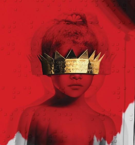 Rihanna [Official Anti Cover via DefJam]