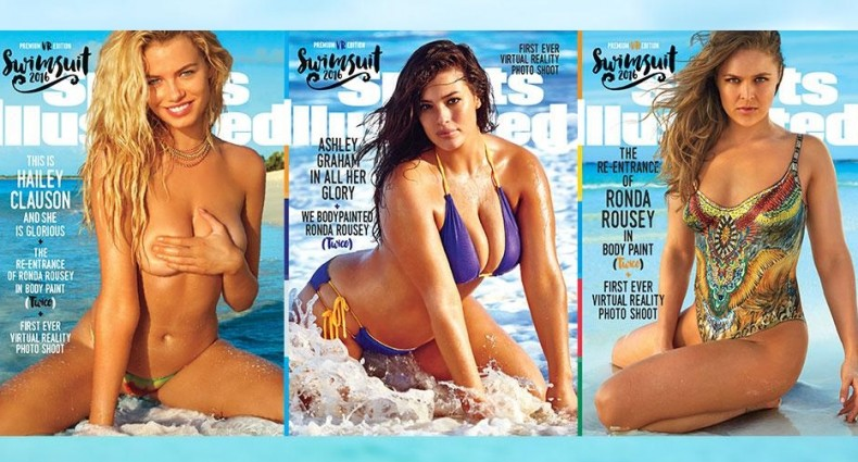 Swimsuit 2016 Covers [SI.com]