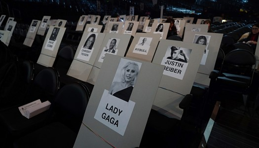 Grammys Seat Cards Reveal Where Lady Gaga, Justin Bieber, Demi Lovato Will Sit