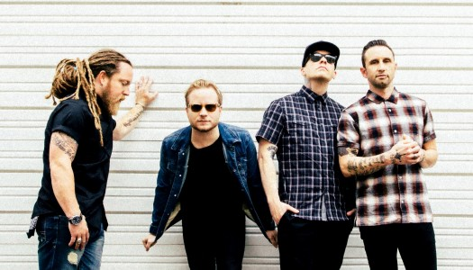 """Shinedown's """"How Did You Love"""" Enjoys 5th Week As Active Rock Radio's #1 Song"""