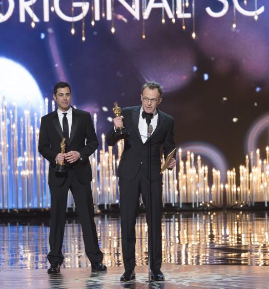 Spotlight's Josh Singer, Tom McCarthy [ABC]