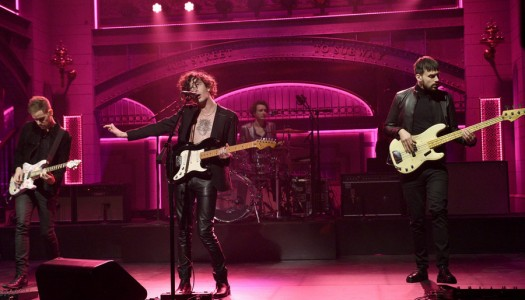 "The 1975's ""The Sound"" Posts 307% US Sales Gain Thanks To ""SNL"" Performance"