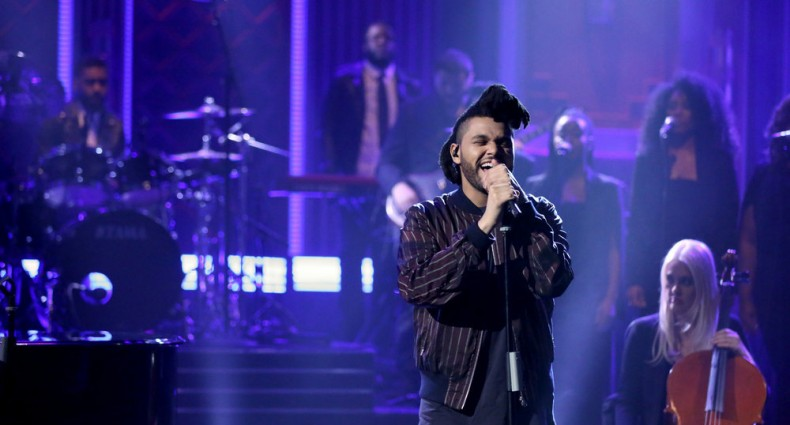 The Weeknd [NBC]