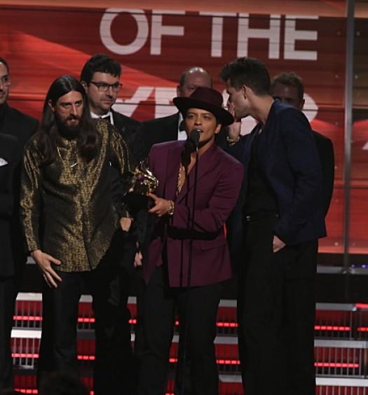 Grammys [CBS]