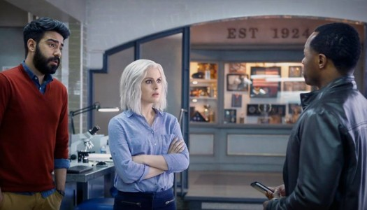 "Ratings: The CW's ""iZombie"" Rises, ""The Flash"" Slips"