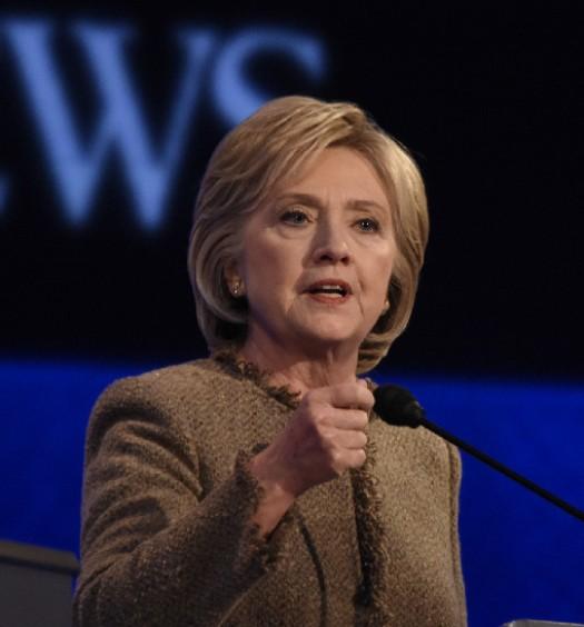 Hillary Clinton [ABC News]