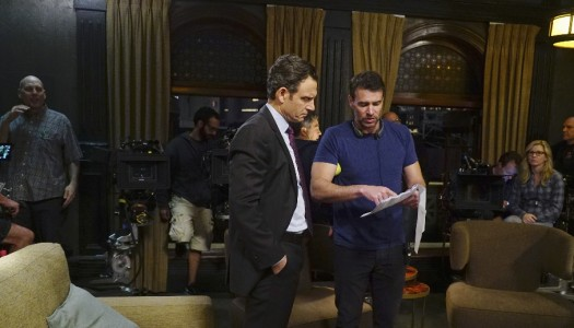 "Backstage Look: Scott Foley Directs March 31 ""Scandal"""