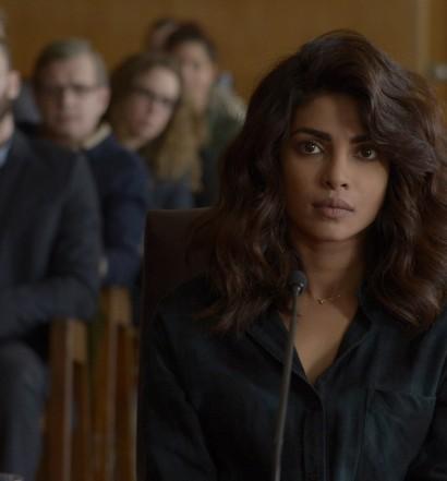 Priyanka on Quantico [ABC]